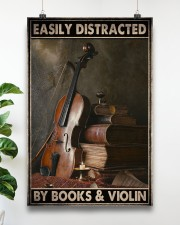 Violin book dvhd-ngt 16x24 Poster aos-poster-portrait-16x24-lifestyle-17