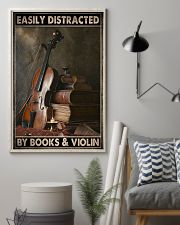 Violin book dvhd-ngt 16x24 Poster lifestyle-poster-1