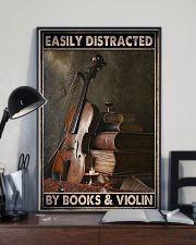 Violin book dvhd-ngt 16x24 Poster lifestyle-poster-2