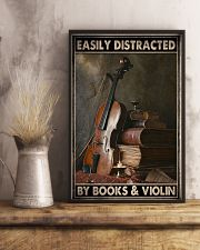 Violin book dvhd-ngt 16x24 Poster lifestyle-poster-3