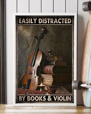 Violin book dvhd-ngt 16x24 Poster lifestyle-poster-4