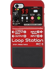 Guitar effect loop dvhd-ntv Phone Case i-phone-8-case