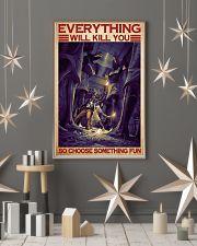 Choose fun archeology dvhd-ntv 11x17 Poster lifestyle-holiday-poster-1