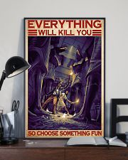 Choose fun archeology dvhd-ntv 11x17 Poster lifestyle-poster-2