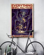 Choose fun archeology dvhd-ntv 11x17 Poster lifestyle-poster-7