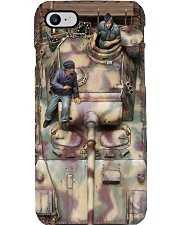 tank panther D type dvhd nth Phone Case i-phone-8-case