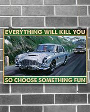 jam bnd astn db5 choose st fun pt mttn nna 17x11 Poster poster-landscape-17x11-lifestyle-18