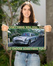 jam bnd astn db5 choose st fun pt mttn nna 17x11 Poster poster-landscape-17x11-lifestyle-19