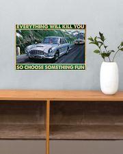 jam bnd astn db5 choose st fun pt mttn nna 17x11 Poster poster-landscape-17x11-lifestyle-24