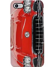Chev Corvett c1 front red pc dvhh ngt Phone Case i-phone-8-case