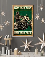 Lose you mind find your soul biker poster 11x17 Poster lifestyle-holiday-poster-1