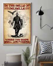 viking in the halls of valhalla pt nct nna 11x17 Poster lifestyle-poster-1