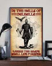 viking in the halls of valhalla pt nct nna 11x17 Poster lifestyle-poster-2