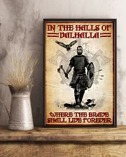 viking in the halls of valhalla pt nct nna 11x17 Poster lifestyle-poster-3