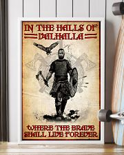 viking in the halls of valhalla pt nct nna 11x17 Poster lifestyle-poster-4
