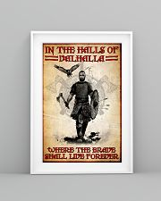 viking in the halls of valhalla pt nct nna 11x17 Poster lifestyle-poster-5