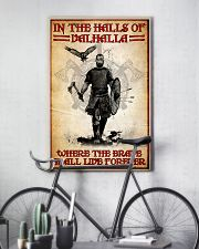 viking in the halls of valhalla pt nct nna 11x17 Poster lifestyle-poster-7