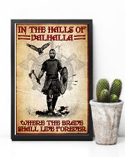 viking in the halls of valhalla pt nct nna 11x17 Poster lifestyle-poster-8