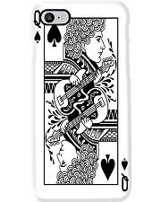 card Q case4 dvhd dqh Phone Case i-phone-8-case