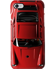Por 911 turbo red dvhd-pml Phone Case i-phone-8-case