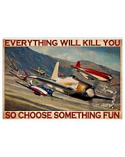 Air race choose fun 2609 dvhd-ntv 17x11 Poster front