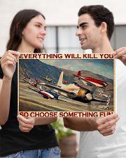 Air race choose fun 2609 dvhd-ntv 17x11 Poster poster-landscape-17x11-lifestyle-20