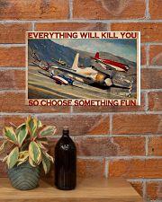 Air race choose fun 2609 dvhd-ntv 17x11 Poster poster-landscape-17x11-lifestyle-23