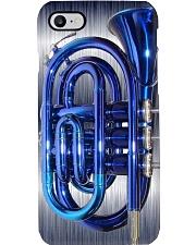Pocket Trumpet blue case dvhh ntv Phone Case i-phone-8-case