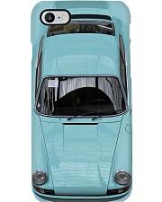 Por 911 golf blue ntv-dvhd Phone Case i-phone-8-case