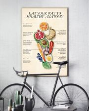 Healthy eat 11x17 Poster lifestyle-poster-7