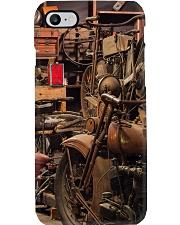 Old garage dvhd-pml Phone Case i-phone-8-case
