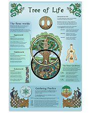 Tree life dvhd-pml 24x36 Poster front