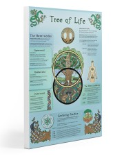 Tree life dvhd-pml Gallery Wrapped Canvas Prints tile