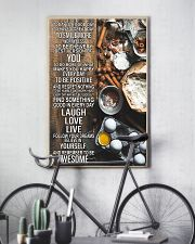 baking today  11x17 Poster lifestyle-poster-7