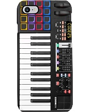 M adio midi keyboard pc mttn ntv Phone Case i-phone-8-case