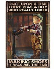 shoemaking once upon dvhd ngt Vertical Poster tile