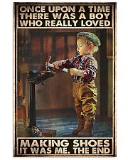 shoemaking once upon dvhd ngt 16x24 Poster front