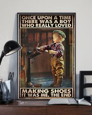 shoemaking once upon dvhd ngt 16x24 Poster lifestyle-poster-2