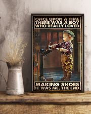 shoemaking once upon dvhd ngt 16x24 Poster lifestyle-poster-3