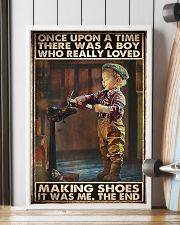 shoemaking once upon dvhd ngt 16x24 Poster lifestyle-poster-4