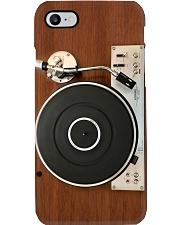 vinyl turntable case dvhd NTH Phone Case i-phone-8-case