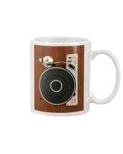 vinyl turntable case dvhd NTH Mug tile