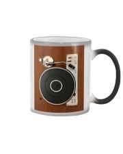 vinyl turntable case dvhd NTH Color Changing Mug tile