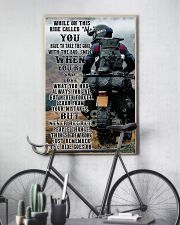 Ride go on moutain dvhd-NTH 11x17 Poster lifestyle-poster-7
