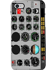 Helicopter bell 206 cockpit pc nct-nth Phone Case i-phone-8-case