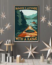 Kayak paradise dvhd-cva 11x17 Poster lifestyle-holiday-poster-1
