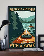 Kayak paradise dvhd-cva 11x17 Poster lifestyle-poster-2