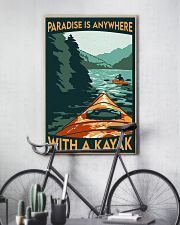 Kayak paradise dvhd-cva 11x17 Poster lifestyle-poster-7