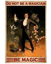 Magician magic dvhd-ntv 11x17 Poster front