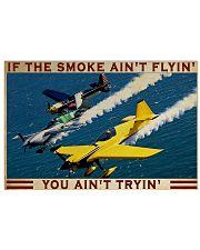 Smoke tryin' air race dvhd-pml 36x24 Poster front